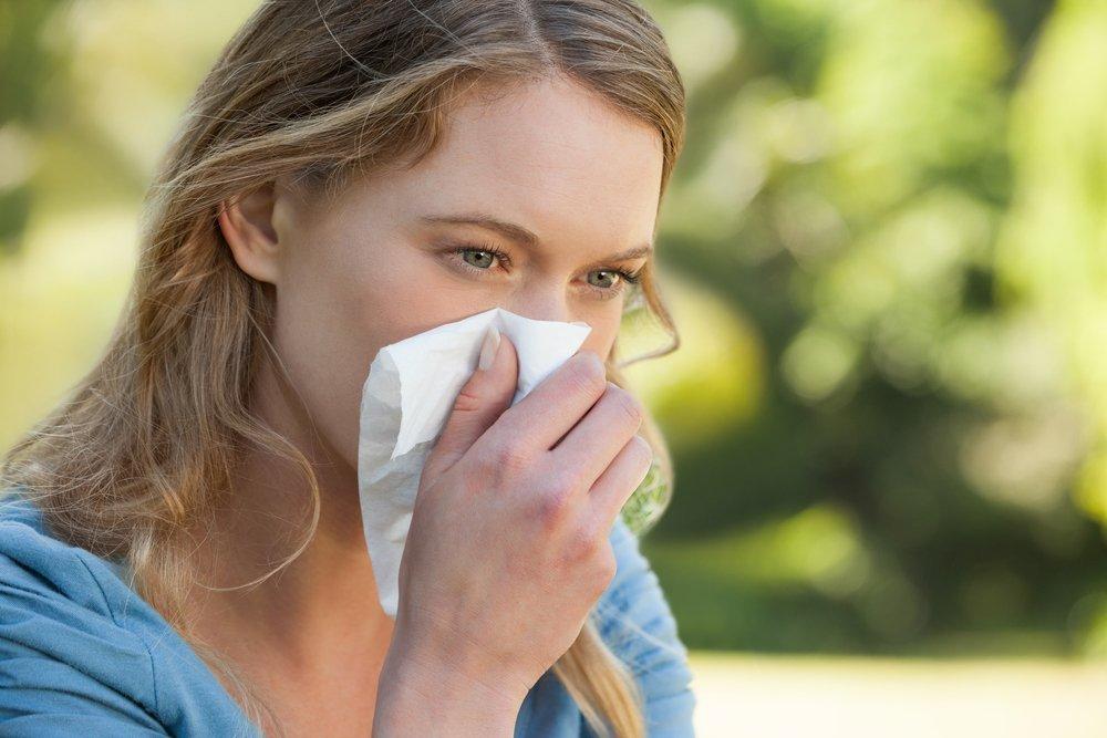 Срочная помощь при аллергии